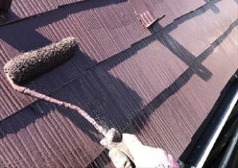 屋根の塗装写真