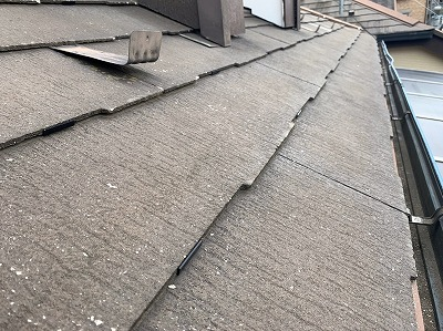 和光市 スレート 屋根
