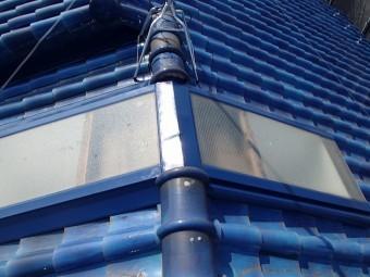 屋根、天窓周辺施工後