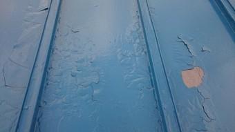 さいたま市大宮区 屋根塗装前