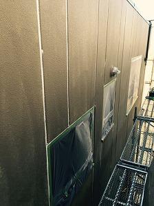 外壁目地補修