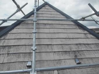 屋根を高圧洗浄洗浄