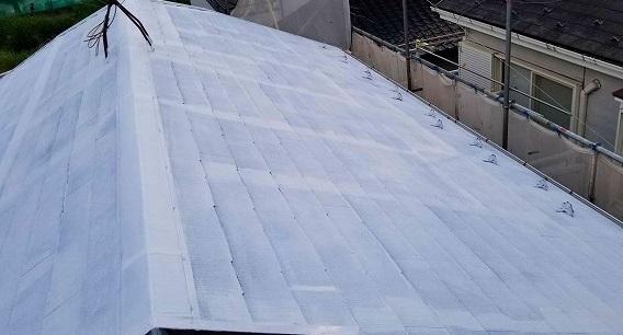 北足立郡 屋根 下地塗布