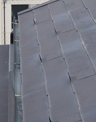 さいたま市中央区 屋根カバー 修繕