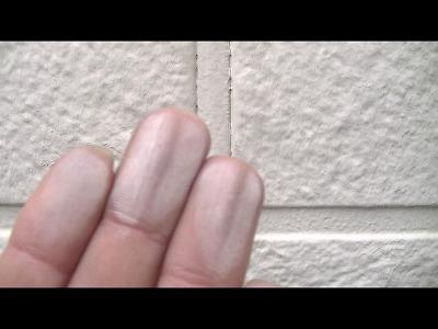 外壁 目地 コーキング 可塑材