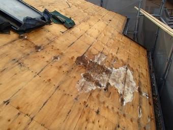 新座市 ジンカリウム鋼板 屋根葺き替え