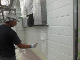 外壁塗装はさいたま市街の屋根やさん埼玉中央店へ