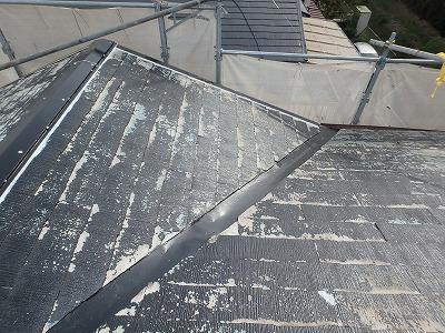 さいたま市桜区 屋根 塗装前