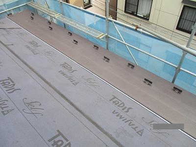 さいたま市中央区 ガルバリウム カバー工法