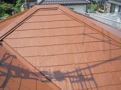 屋根の塗替え さいたま市