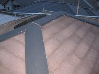 埼玉県にて屋根塗装おこないます