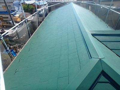 上尾市 屋根補修