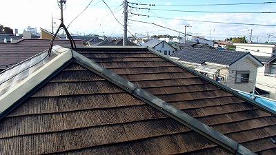 上尾市 屋根塗装