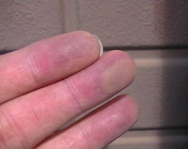川越市 塗膜剥離 無料診断 チョーキングテスト