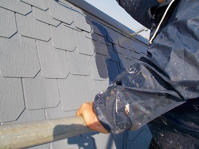 さいたま市中央区、屋根塗装、外壁塗装、屋根漆喰補修