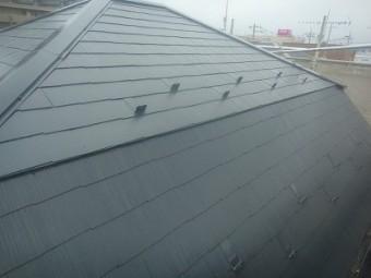 富士見市 屋根 上塗り