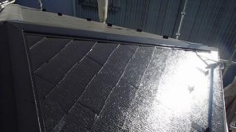 和光市 屋根塗装