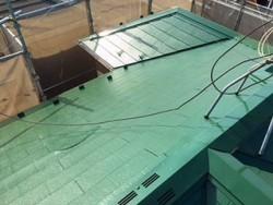 ビフォア― 屋根塗装前埼玉県