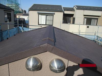 さいたま市中央区 屋根 破風