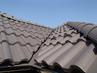 上尾市 屋根塗装 タフコート