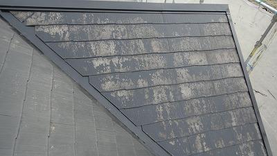 屋根の施工前です
