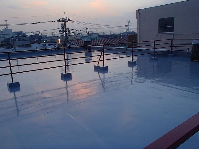 富士見市 防水塗装