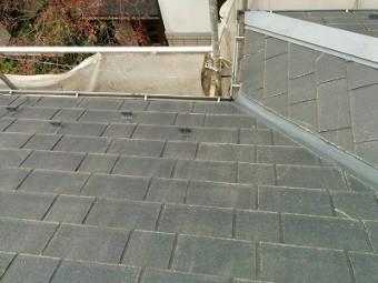 屋根のスレート瓦塗り替え