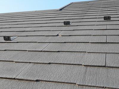 築11年の屋根の様子