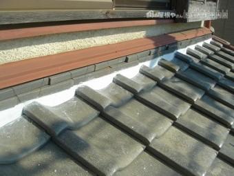 伊奈町 屋根漆喰補修