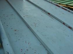 白岡市 トタン屋根塗装