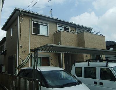 上尾市 リフォーム 外壁塗装