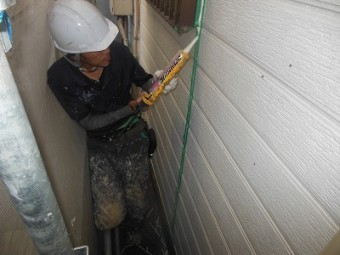 外壁 塗装 目地 シーリング