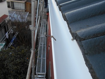 さいたま市緑区 雨樋工事