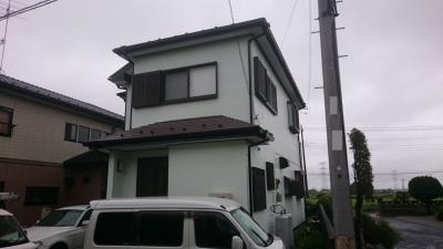 外壁塗装 埼玉県久喜市