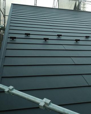越谷市 屋根 カバー工法