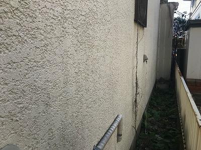 外壁 劣化 防水塗装