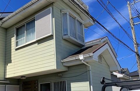 北足立郡 屋根塗装前