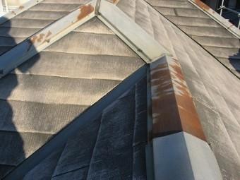 さいたまの塗装業者は街屋根へ
