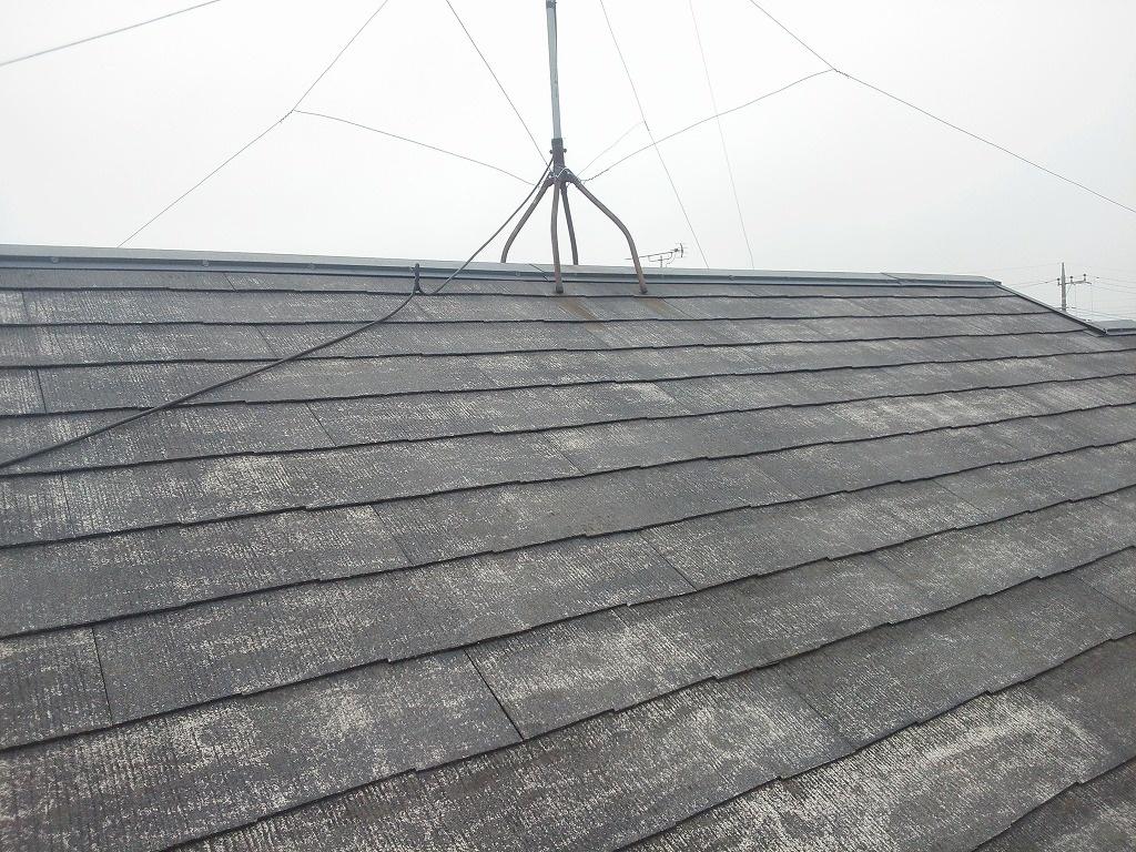 上尾市屋根塗装