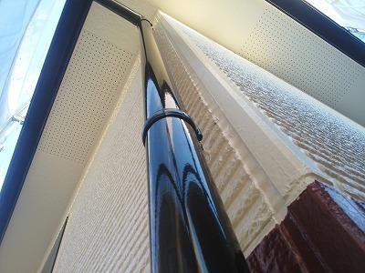 雨樋、軒天塗装後