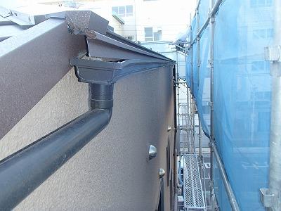 さいたま市中央区 樋 交換