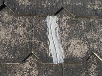 さいたま市桜区 屋根塗装前