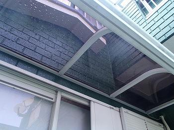 さいたま市中央区 【雪害で波板交換】屋根塗装、外壁塗装