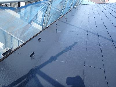 さいたま市北区 アステック 屋根塗装