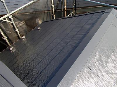 川口市屋根塗装
