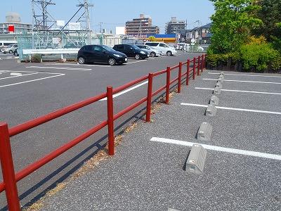 柵の塗装 埼玉県