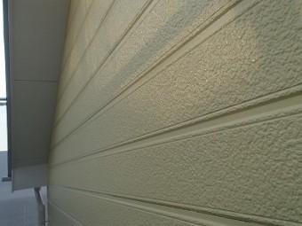 さいたま市緑区 外壁 不陸調整