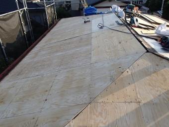 上尾市屋根葺き替え工事