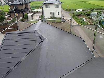 屋根 塗装 業者