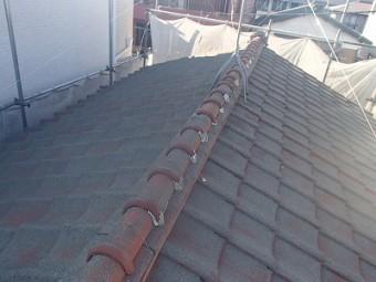 屋根全体 何色 さいたま 塗装